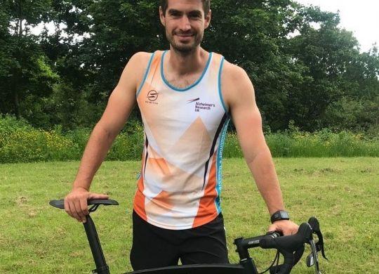 Ed Brindley - Triathlon